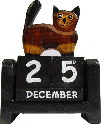 Wood Carvings & Calendars