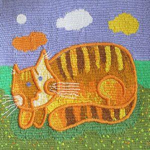 Tapestries by Sergei Saltykov