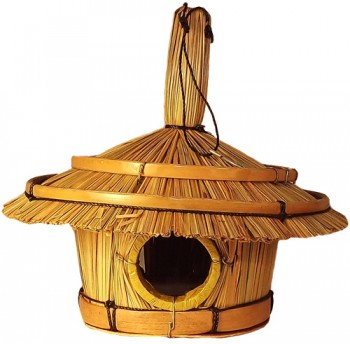 Bamboo Bird House (Medium)
