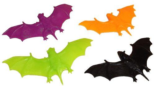 Halloween Neon Bat Toys
