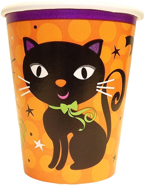 Halloween Spooky Boots Party Cups