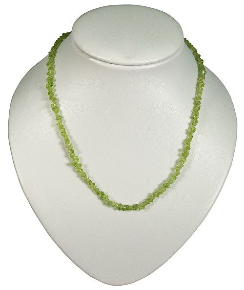 Necklace olivine